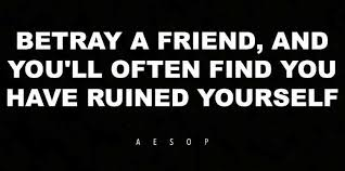 Friendship Betrayal Quotes Best 48 Broken Friendship Quotes About Betrayal For People Who Broke Up