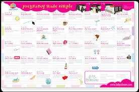 Pregnacy Clander Babys Dream Free Pregnancy Calendar Us