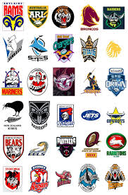 Rugby Logos Rugby Team Logo Colouring