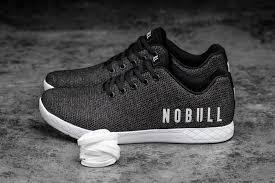 Nobull Trainer Black Heather Rogue Fitness