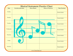 Free Printable Music Practice Charts Printable Musical Instrument Practice Chart