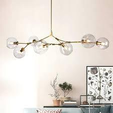 modern glass chandelier custom blown glass chandelier modern