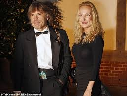 "<b>Iron Maiden</b> star Bruce Dickinson ""stunned"" by ex-wife's <b>death</b> ..."