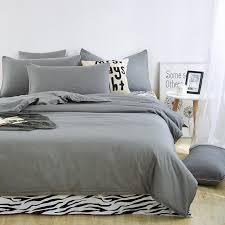 Made in China super soft bed sheet grey printed quilt covers ... & Made in China super soft bed sheet grey printed quilt covers breathable  adult comforter set children Adamdwight.com