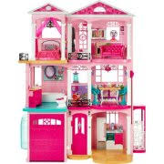 barbie furniture for dollhouse. barbie dreamhouse playset with 70 accessory pieces furniture for dollhouse a