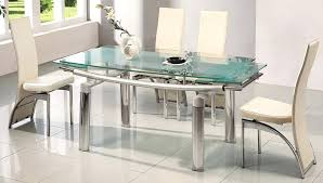 glass rectangle dining table rectangle glass dining table set glass rectangle dining table for 6