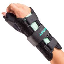 wrist brace with thumb a supports and braces from firstaid4sport uk