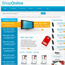 online format shop online template free website templates in css html js format