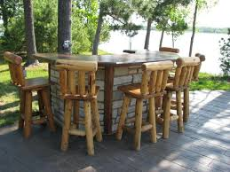 patio bar wood. Composite Patio Furniture Decking Bar Wood