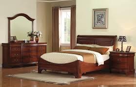Renaissance Bedroom Furniture Renaissance Cherry Sleigh Bedroom Set 11491