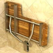 folding shower seats wall mounted folding bench folding shower seat with legs teak folding shower bench