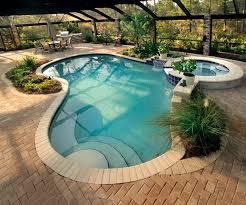 inground swimming pool deck ideas