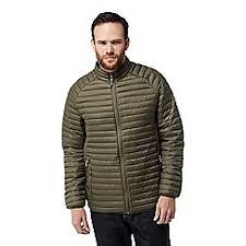 Craghoppers - Quilted jackets - Men | Debenhams & Craghoppers - Green 'Venta' lite insulating jacket Adamdwight.com