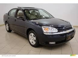 2004 Navy Blue Metallic Chevrolet Malibu LT V6 Sedan #16580063 ...
