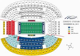 Texas Tech Stadium Map Texas Stadium Seat Map Business Ideas