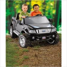 """Kids Power Wheels Ford F150 Truck Pickup … Dominate With """"Monster ..."""