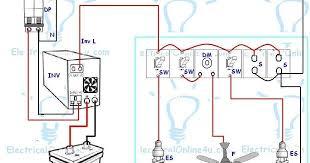 home inverter wiring diagram model inverter mini frequency frenic luminous inverter connection in home at House Wiring Diagram With Inverter