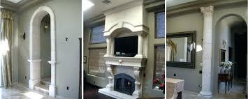 pillars for home decor decorations decorative columns homes