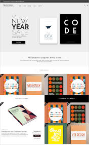 Free Bookstore Website Template 30 Book Store Website Themes Templates Free Premium Templates