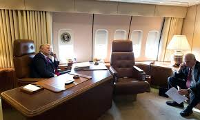 air force 1 office. Air Force One Interior Pictures In The Event Of Nuclear Strikes Is Equipped . 1 Office