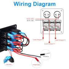 boat switch wiring diagram 12v wiring diagram user boat switch wiring diagram 12v wiring diagrams konsult 12 volt switch panel wiring diagram wiring diagram
