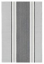 dash and albert ner stripe blue area rug