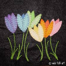 Dozens of FREE Applique Patterns ~ click on the link... | Felt and ... & Flower · Dozens of FREE Applique Patterns ... Adamdwight.com