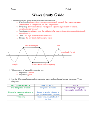 transverse and longitudinal waves venn diagram wave review solon city schools