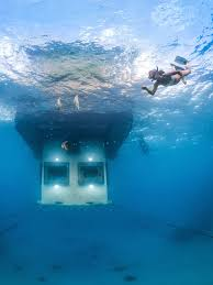 Real underwater world Abandoned Hotel Cute Honey Honey Wordpresscom 11 Coolest Underwater Hotels In The World Condé Nast Traveler