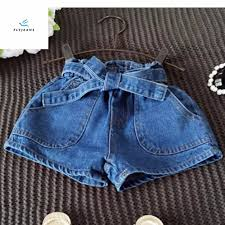 New Shorts Design Hot Item Summer Hot Sale New Design Denim Shorts For Girls By Fly Jeans