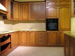 Birch Wood Kitchen Cabinets Real Wood Kitchen Cabinets Monsterlune
