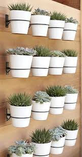 wall flower pots outdoor wall mounted planters best outdoor wall planters ideas on wall planters wall wall flower pots