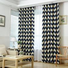 Vorhänge Für Schlafzimmer Mediterranen Stil Fenster Dekoration