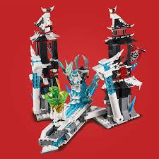 LEGO NINJAGO Castle of the Forsaken Emperor 70678 Building Kit, New 2019  (1,218 Pieces): Amazon.sg: Toys & Games