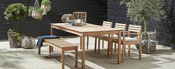 why teak garden furniture is the right