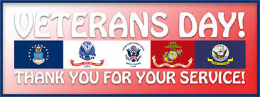 Thanks For Your Service Free Veterans Day Clipart Graphics