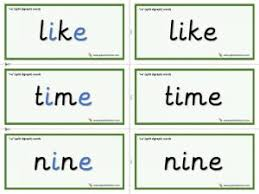 Try to remember, you always have to care for your child with amazing care, compassion and affection to be able to help. Ie Split Digraph Worksheets And Games Galactic Phonics