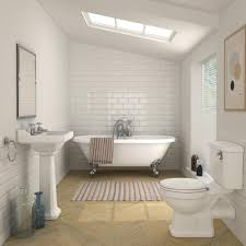White Bathroom Suite Carlton Traditional Double Ended Roll Top Bathroom Suite