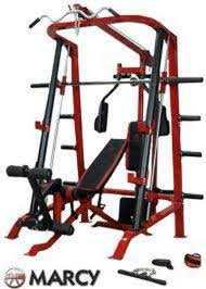 Marcy Platinum Power Rack With Optional Attachments  HayneedleMarcy Platinum Bench
