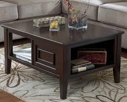 unique coffee tables furniture.  Tables Dark Brown Coffee Table With Storage  Intended Unique Tables Furniture N