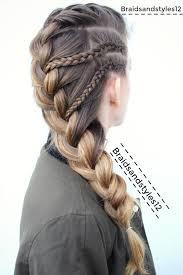 Hairstyle Braid best 25 braided hairstyles ideas hair styles half 8431 by stevesalt.us