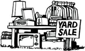 Yard Sale Pricing Chart How To Organize A Yard Sale