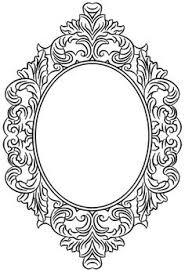 Image Old Fashioned Spiegel Tattoo Framed Tattoo Tattoo Frame Vintage Mirror Tattoo Frame Template Pinterest 270 Best Designs Mirror Frames Images In 2019 Frames Carving