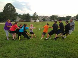 outdoor activities for adults. Beautiful Adults Participants In Thursday Adventure Nights Play Tug Of War Photo Courtesy  Scott Percic On Outdoor Activities For Adults O