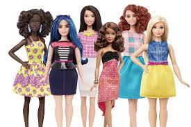 バービー人形に3つの体型追加小柄や太めも Wsj