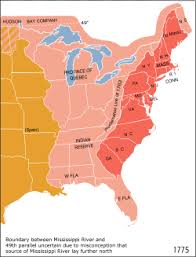 the 13 colonies map