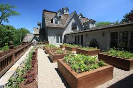 raised bed garden pictures landscape traditional with dormer windows edible garden