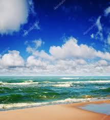 夏のビーチと海の風景 ストック写真 Artiomp 12226706