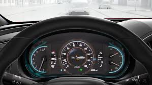 buick regal 2016. picture showing forward collision alert technology available in the 2017 buick regal midsize luxury 2016