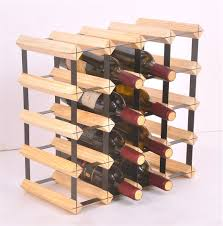 cheap wine racks for sale. 20 Bottle Timber Wine Rack Complete Wooden Storage System With Cheap Racks For Sale